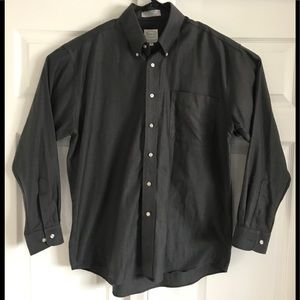 Forsyth of Canada casual shirt charcoal large.